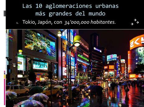 imagenes de aglomeraciones urbanas las aglomeraciones urbanas