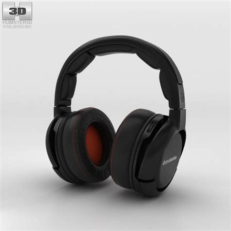 Headset Steelseries H Wireless steelseries h wireless gaming headset 3d model hum3d