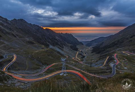 Light Trail Transfagarasan Highway Tour Your Guide In Transylvania