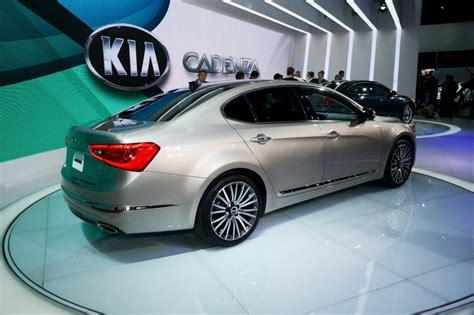 Kia Branches Kia 2013 Cadenza Detroit Show Luxury Kia Cadenza