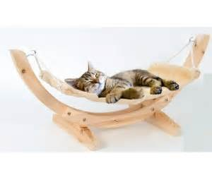 Wood Frame Pet Bed China Cat Hammock With Solid Real Wood Frame Pet Swing