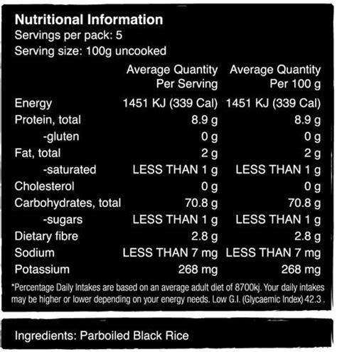 black rice calories discover forbidden black rice forbidden foods