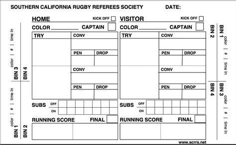 Soccer Referee Card Template by Football Referee Card Template 4 Best Soccer Referee