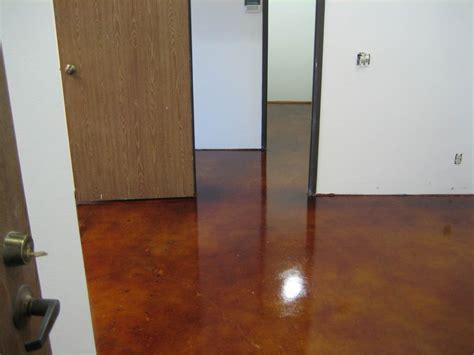 Interior Concrete Polishing, Concrete Staining