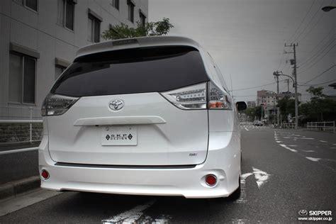 Toyota 101 Service トヨタ シエナ Uzz3 Skipper スキッパー ドレスアップカーギャラリー