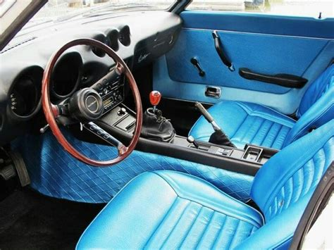 nissan fairlady 240z interior 1970 datsun 240z interior cooler than the other of