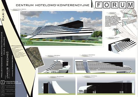 design poster architecture new hotel forum cracow poster 1 by bulaw on deviantart