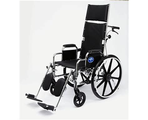 Medline Reclining Wheelchair by Medline Excel Reclining Wheelchair Save At Tiger Inc