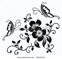 flower motif stock photos images amp pictures shutterstock