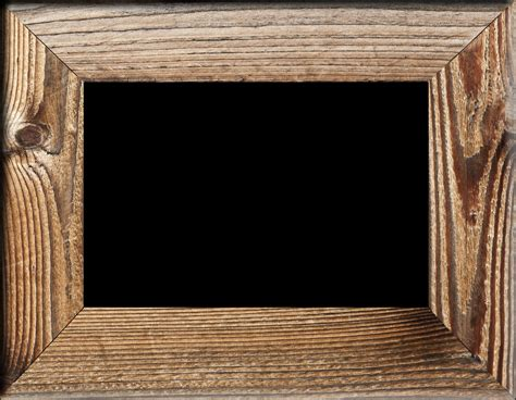 Wood Frame by Building New Frames