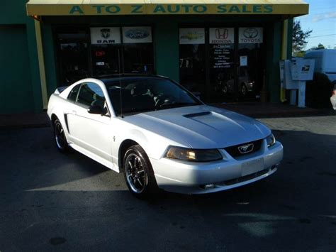 ford mustang 2000 mpg 2000 ford mustang base 2dr coupe in apopka fl a to z