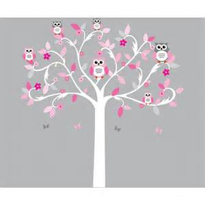 Cheap Wall Murals And Decals pink and gray scroll wall decals for girls rooms