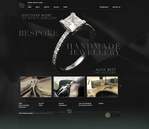 web design inspiration jewelry 1000 images about prints on pinterest behance