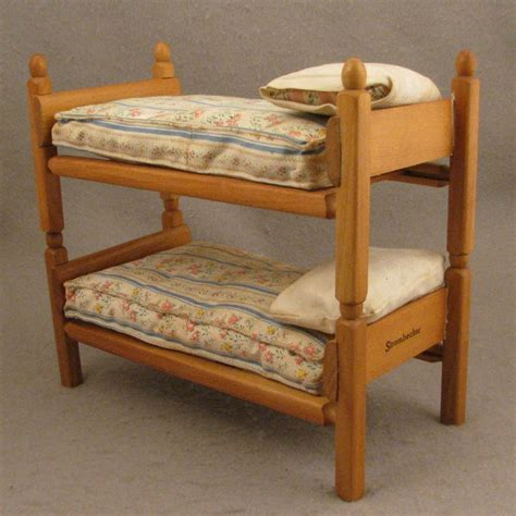 Bunk Bed Sets With Mattresses 10 Best Vintage Strombecker Toys Images On Pinterest Doll Furniture Dollhouse Miniatures And
