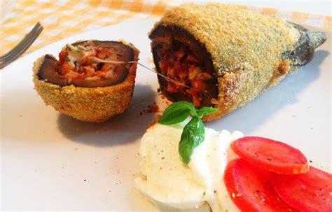 cucina parmigiana ricette ricetta rivisitazione della parmigiana di melanzane le