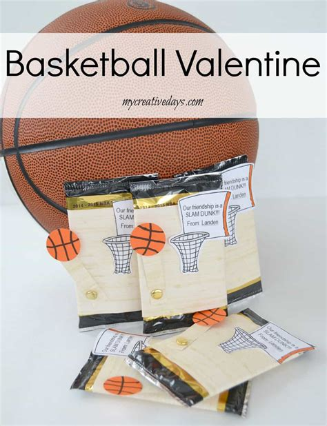 valentines gift for basketball player basketball valentines free printable my creative days