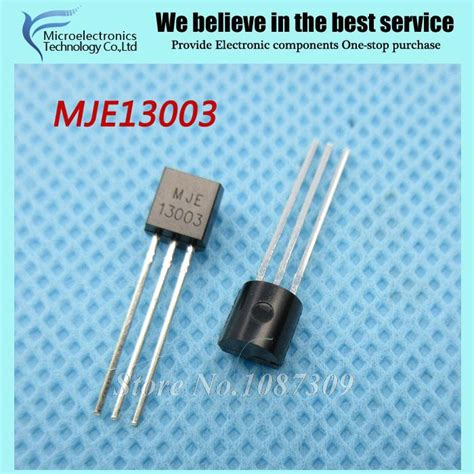transistor e13003g compare prices on mje13003 transistor shopping buy low price mje13003 transistor at