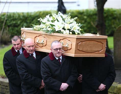 the funeral of robertson funeral of