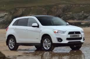 Mitsubishi Asx 2014 Review 2014 Mitsubishi Asx 2 2 Di D Diesel 4wd Automatic