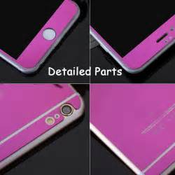 Tempred Glass Mirror For Iphone4 Warna Db brave store