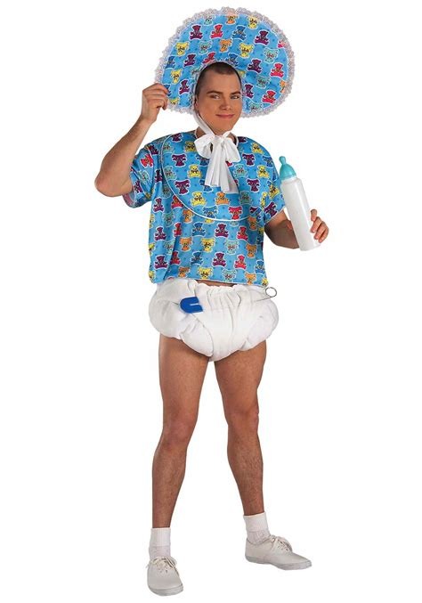 costume for adults baby boomer costume