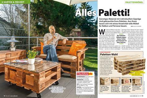 möbel aus paletten selber bauen balkon design paletten