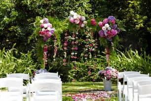Wedding diy build a floral wedding arch modern wedding