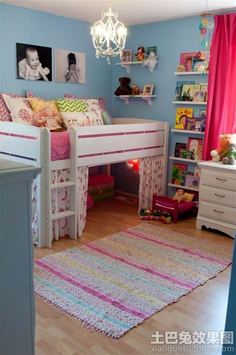 Slide Beds For Toddlers 家居儿童房间布置效果图片大全 土巴兔装修效果图