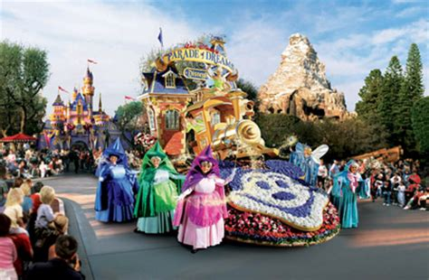 disneyland park & disney's california adventure park