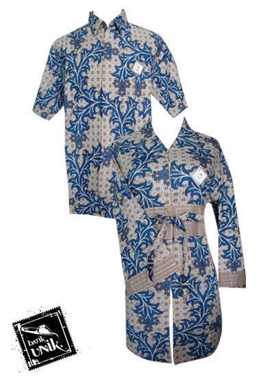 Celana Batik L5 baju batik sarimbit motif batik ceker ayam l5 kemeja pendek murah batikunik