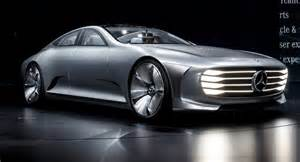 Mercedes Concepts New Mercedes Concept Iaa Is A Shape Shifting Cls From The