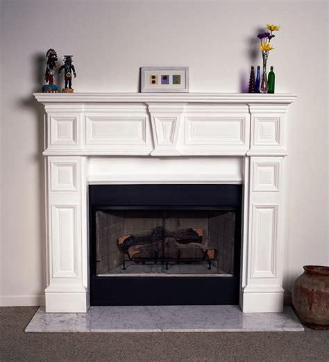 Plaster Fireplace Mantels by A Plus Inc Hton 42