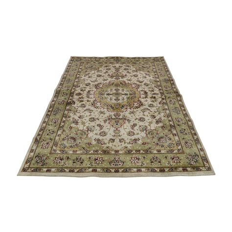 Second Rugs 81 Off Unknown Brand Oversized Area Rug Decor