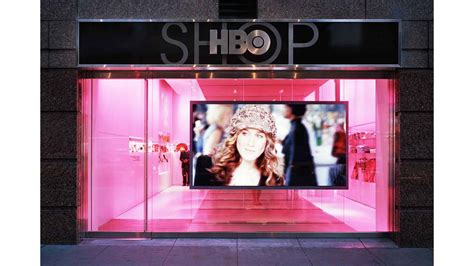 Hbo Shop For All Of You And The City Fans by Hbo Shop Projects Gensler
