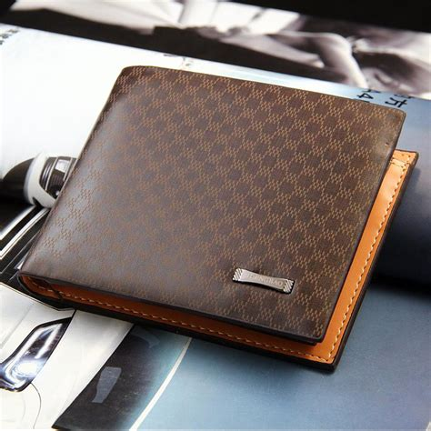 Dompet Coach Slim Wallet new fashion stylish casual mens wallets pu leather