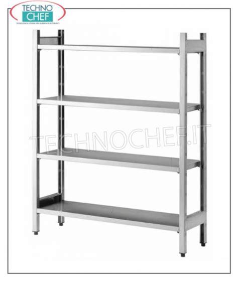 scaffali acciaio inox scaffali componibili in acciaio inox scaffalature