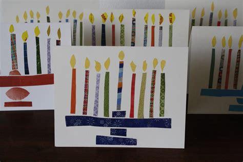 menorah craft projects hanukkah greetings dim sum bagels and crawfish