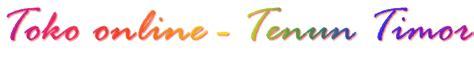 Tenun Cluster kain tenun timor ntt indonesia