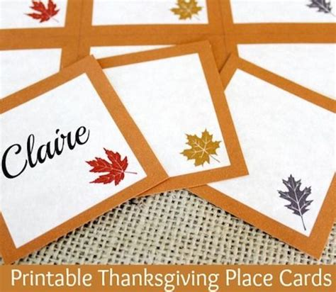 printable thanksgiving place cards free printable thanksgiving place cards thanksgiving