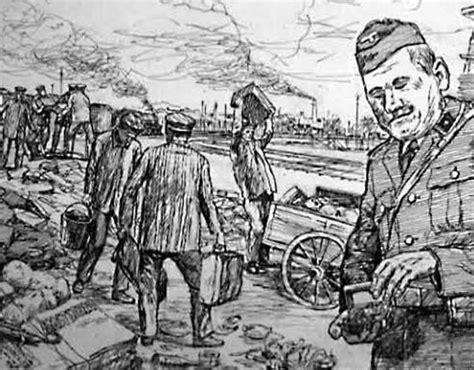 holocaust tattoo cartoon jan komski auschwitz through the eyes of a polish inmate
