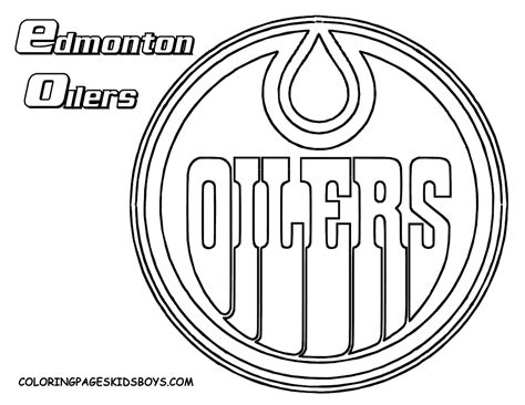 le hockey logos coloring pages free coloring pages le nhl hockey coloring pages coloring home