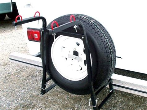 Bike Rack For Back Of Travel Trailer by Choosing The Best Rv Bike Rack Hitch Ladder Tongue Or