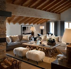 Modern Chic Home Decor 10 Chalet Chic Living Room Ideas For Ultimate Luxury And Comfortable Appeal Decoholic