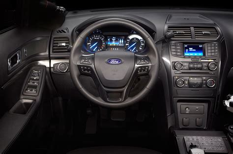 Ford Interceptor Interior by Image 2016 Ford Interceptor Utility 2015 Chicago