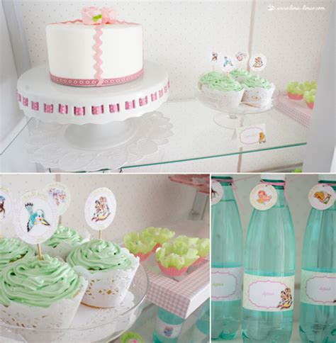 Vintage Baby Shower Theme by Vintage Princess Theme Baby Shower Baby Shower Ideas