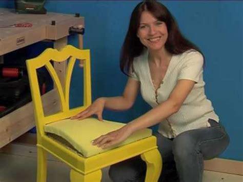 imbottire una sedia recupero creativo di una sedia bricoportale