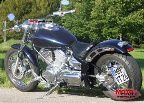 Classic Motorrad Dragster by 1999 Yamaha Xvs 1100 Drag Star Moto Zombdrive