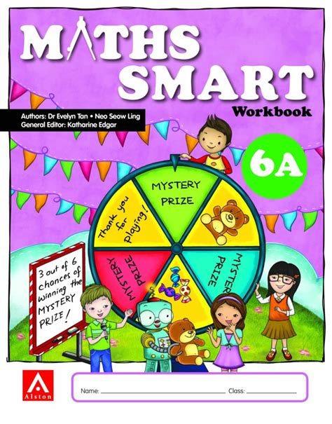 Maths Smart Workbook 6a maths smart workbook 6a comptes book store