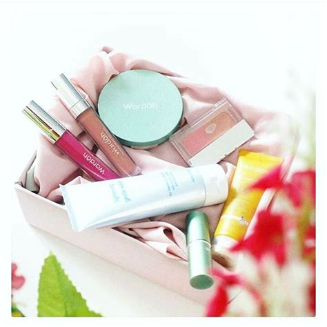 Produk Sephora Indonesia 1 set alat make up wardah murah saubhaya makeup