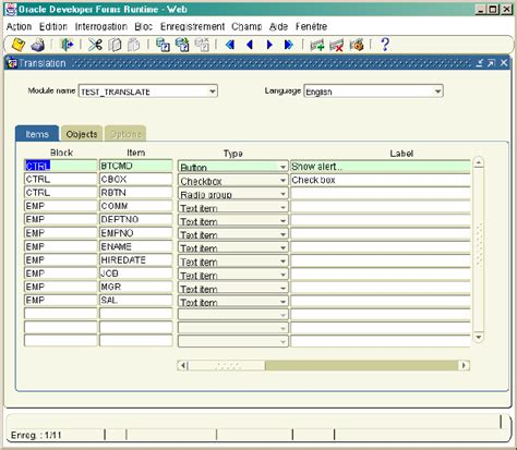 tutorial oracle forms 6i trackertechs blog
